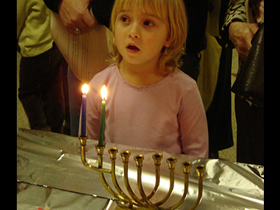 Jewish holiday celebrations and Shabbat services with meaning and relevance